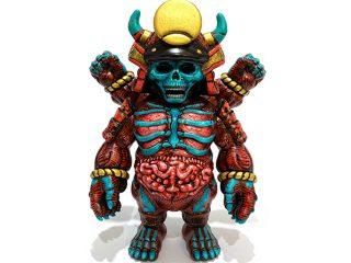 Zombie Ushioni Samurai