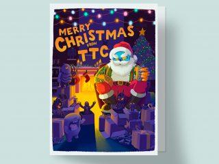 TTC Christmas Card